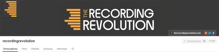 recordingrevolution