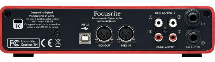 focusrite2i4